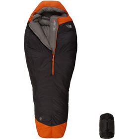 The North Face Inferno -20F/-29C Long Asphalt Grey/Caution Orange